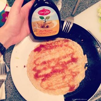Pannenkoeken (pancakes)